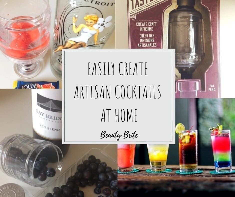 Easily Create Artisan Cocktails At Home