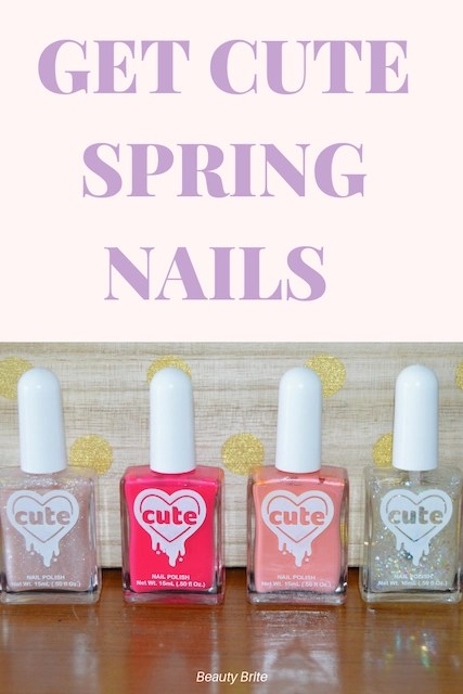 Get Cute Spring Nails