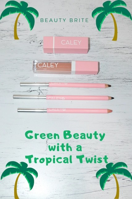 Green Beauty with a Tropical Twist