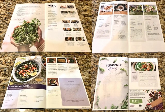 Plant-based Weekly Recipe Book