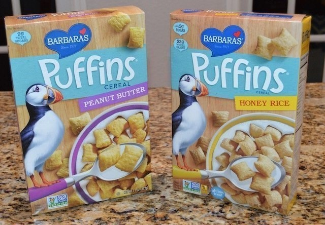Morning Routine_Barbaras Puffins Cereal