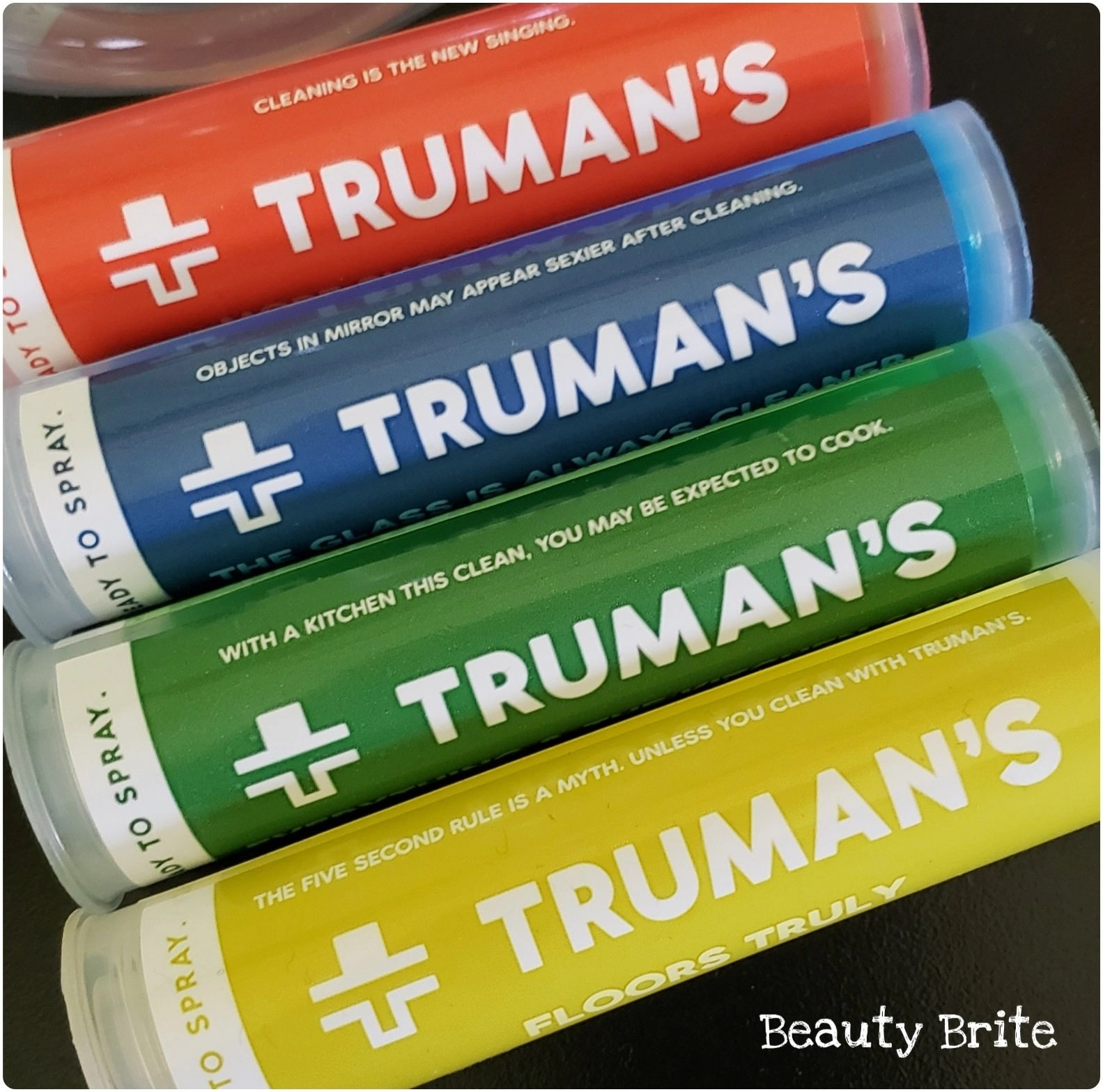 TRuman's Cleaning Cartridges