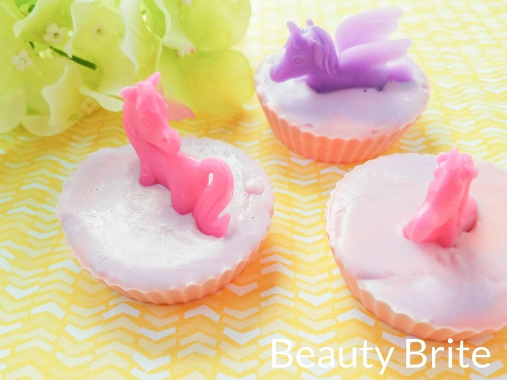 Unicorn Soap - social media