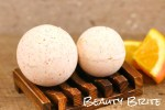 Dried Orange Peel Bath Bombs Recipe