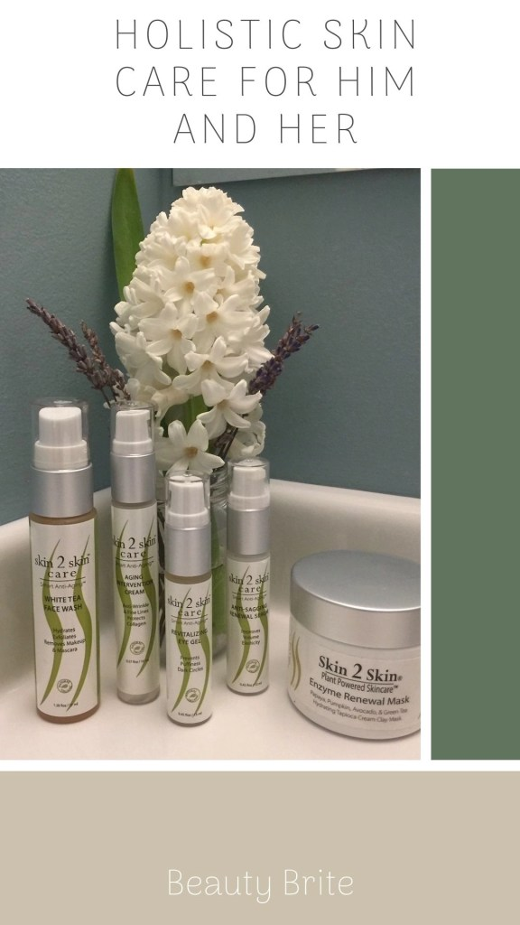 Skin 2 Skin Care - Holistic Skin Care For Him And Her