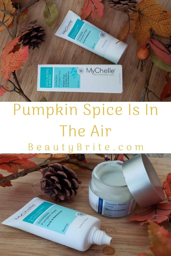 Pumpkin Spice Is In The Air - pinterest