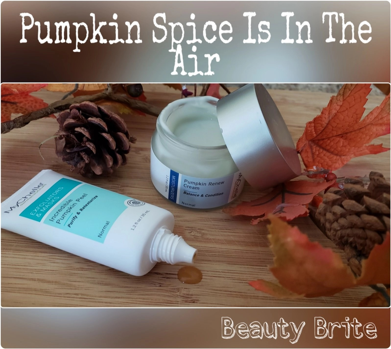 Pumpkin Spice Is In The Air