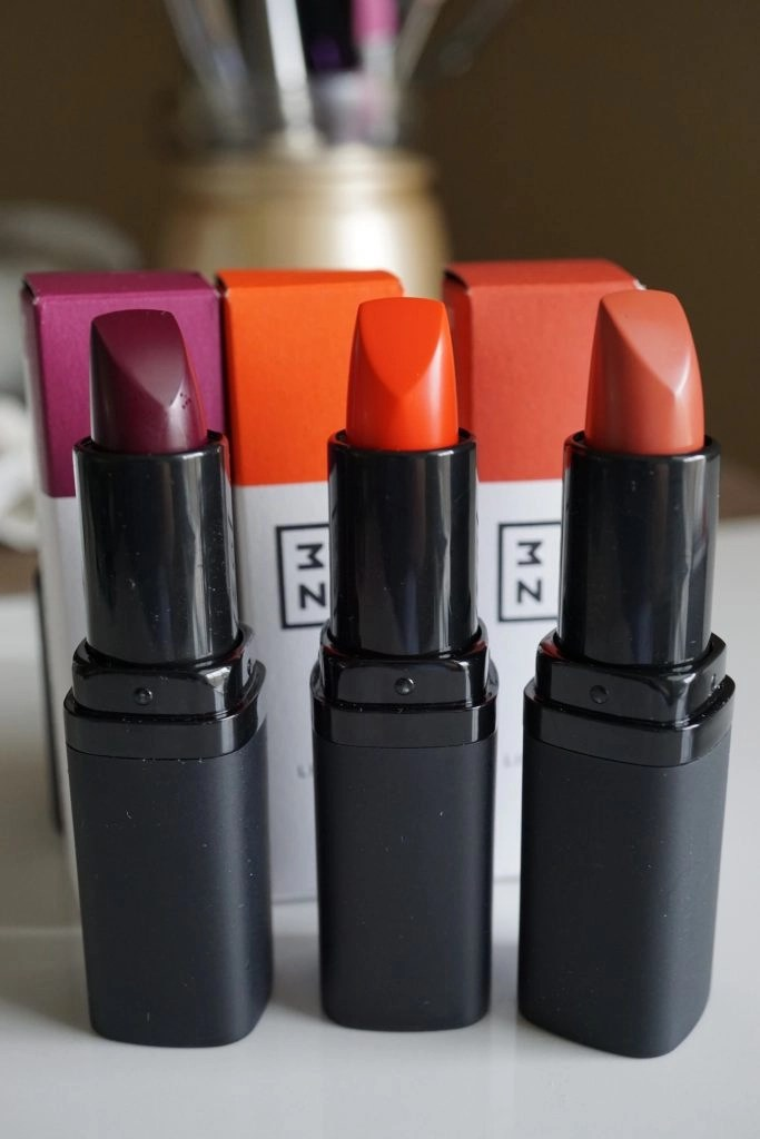 The Lipsticks Intense from 3INA