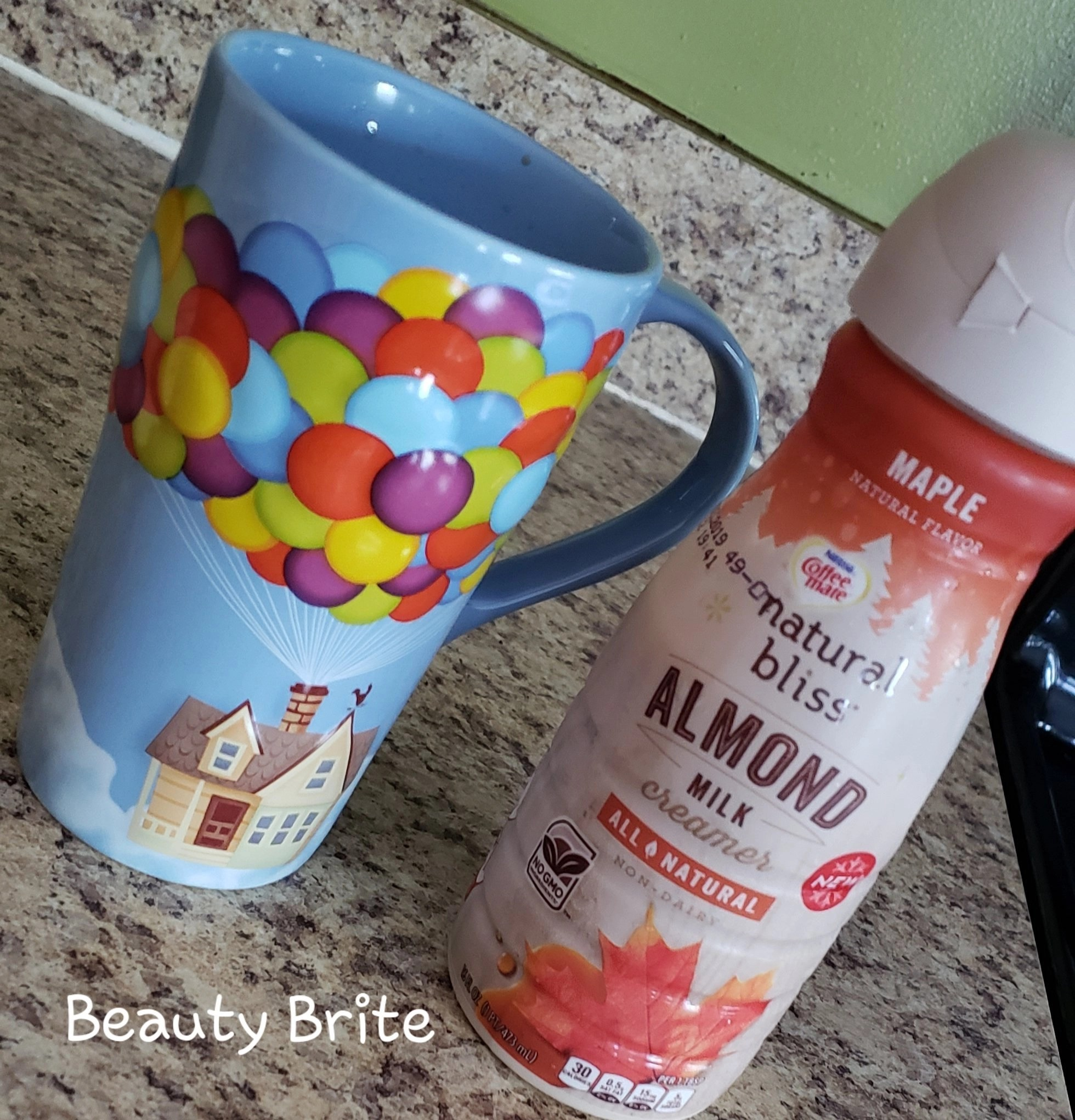 Coffee Mate Natural Bliss Almond - Maple