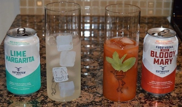 Cutwater Spirits Ready-to-Enjoy Cocktails