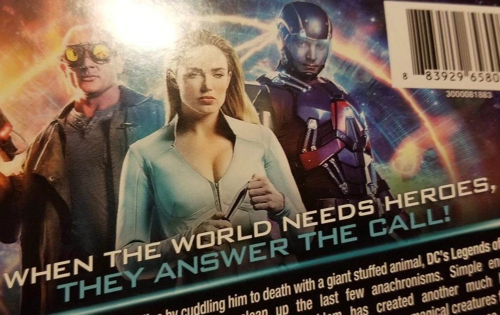 DC's Legends of Tomorrow - When The World Needs Heroes, They Answer the Call