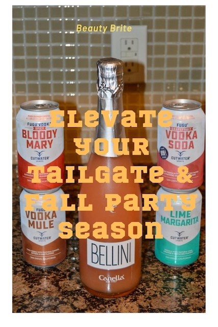 Elevate your tailgate & fall party season