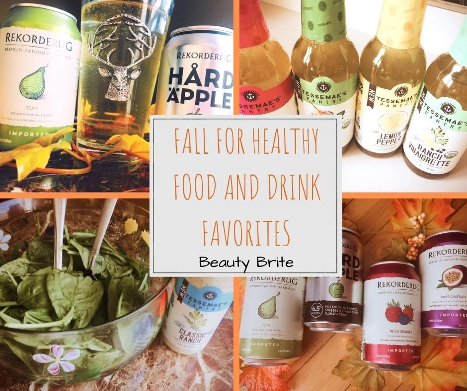 Fall Foods and Drinks that are healthy