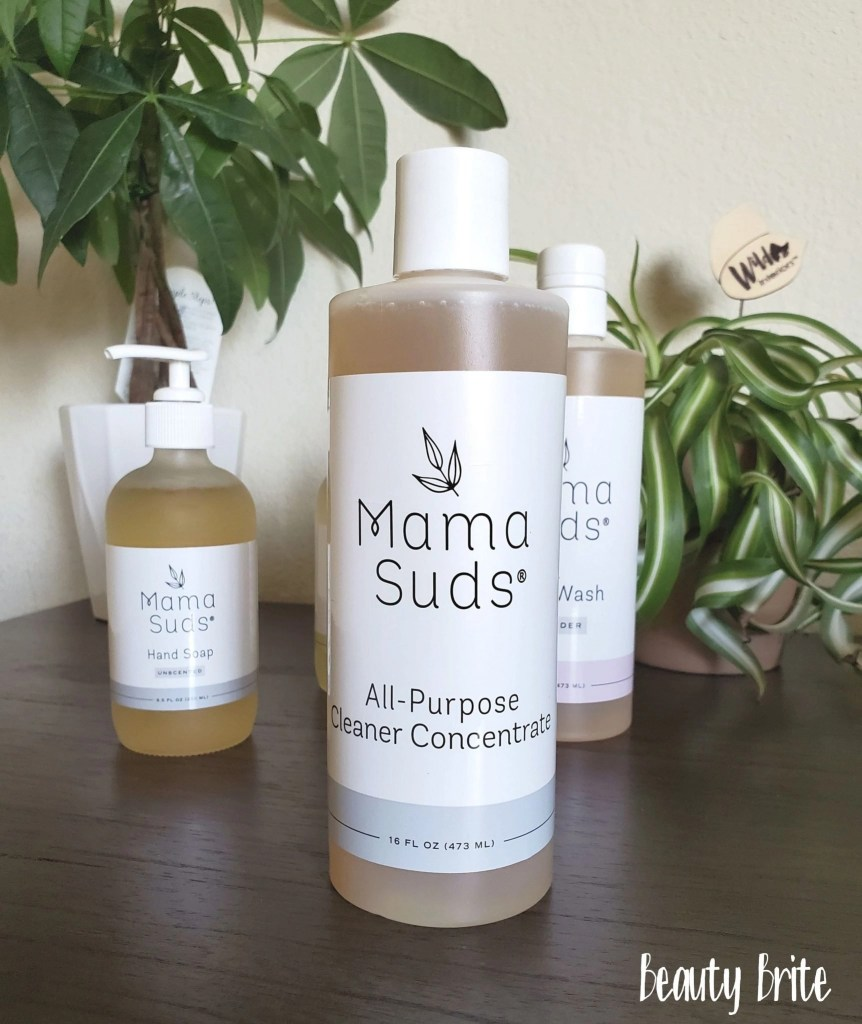 MamaSuds All-Purpose Cleaner Concentrate