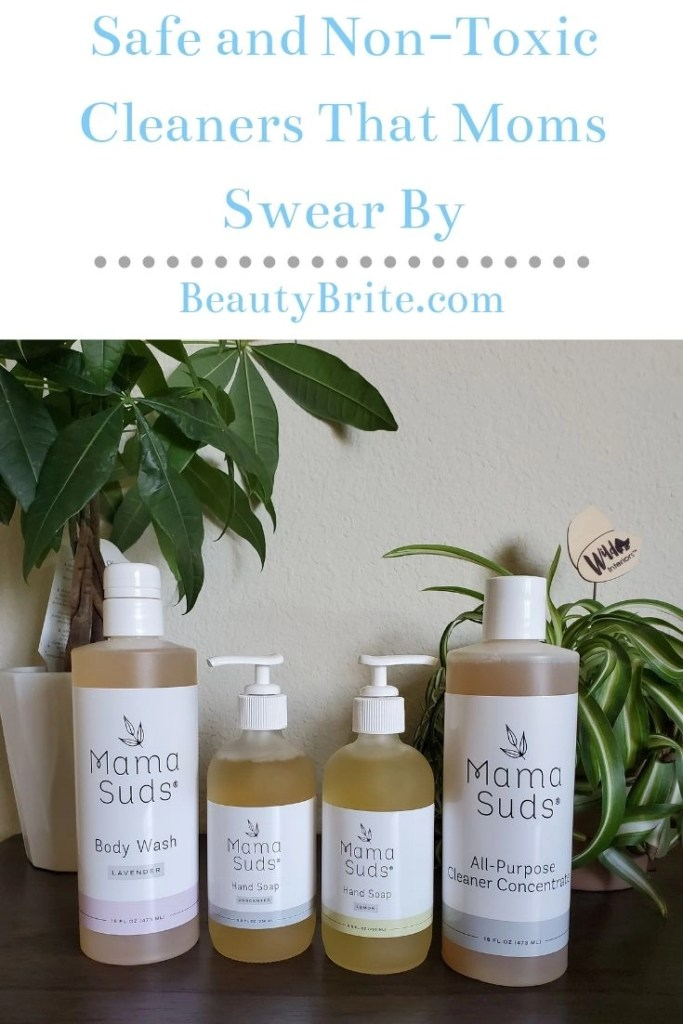 Safe and Non-Toxic Cleaners That Moms Swear By