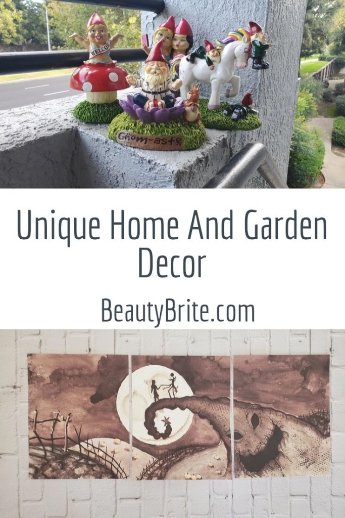 Unique Home And Garden Decor