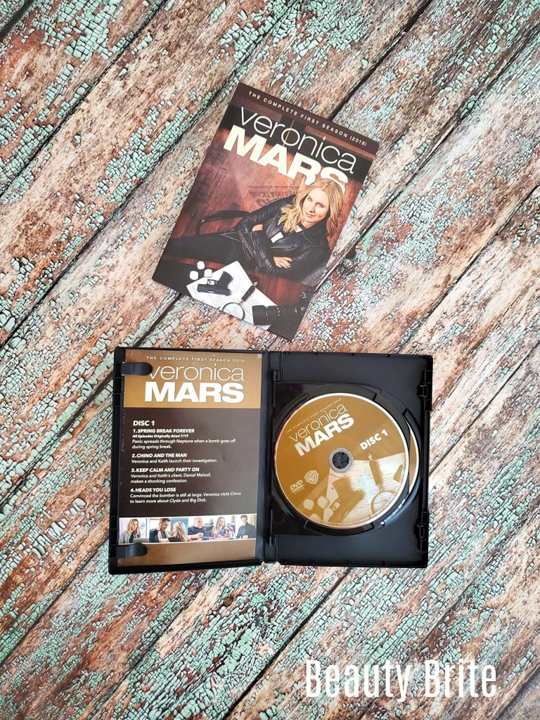 Veronica Mars (2019) The Complete First Season DVDs
