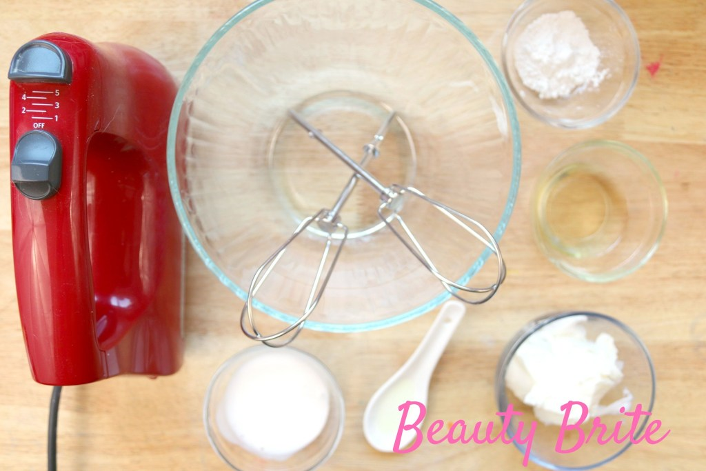 Bubblegum Whipped Soap Supplies