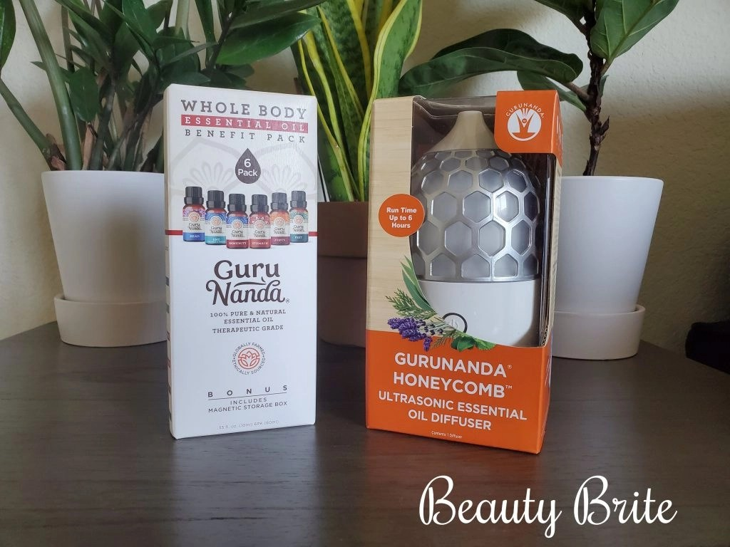 Personal Oil Diffuser For Personal Wellness - social media
