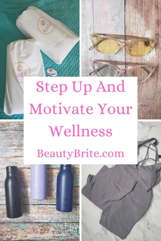 Step Up And Motivate Your Wellness