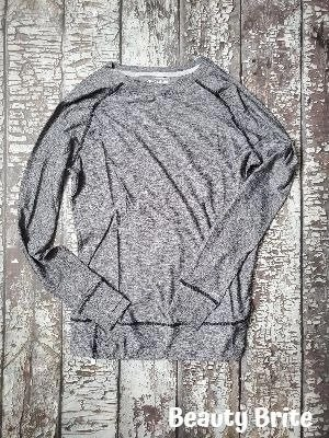 Women's Tempo Tee UPF 50 in Charcoal Heather