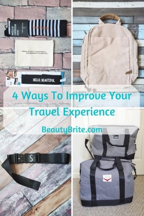 4 Ways To Improve Your Travel Experience