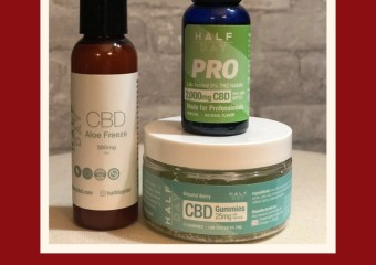 CBD Wellness with Half Day