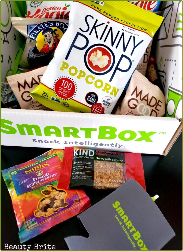 SmartBox Snack Delivery