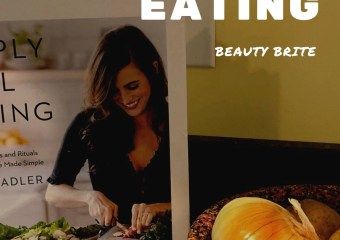 Simply Real Eating --- Cookbook-Simply Real Eating by Sarah Adler