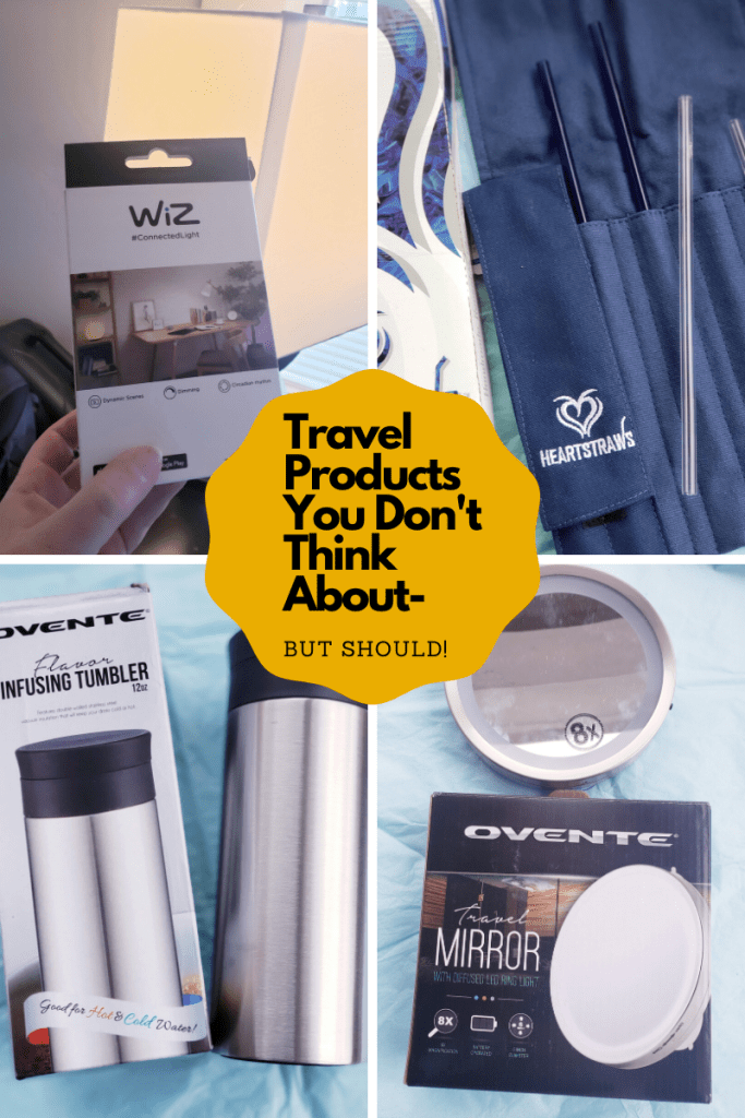 Travel Products You Need