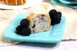 Instant Pot Blackberry Bundt Cake Recipe