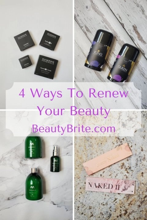4 Ways To Renew Your Beauty