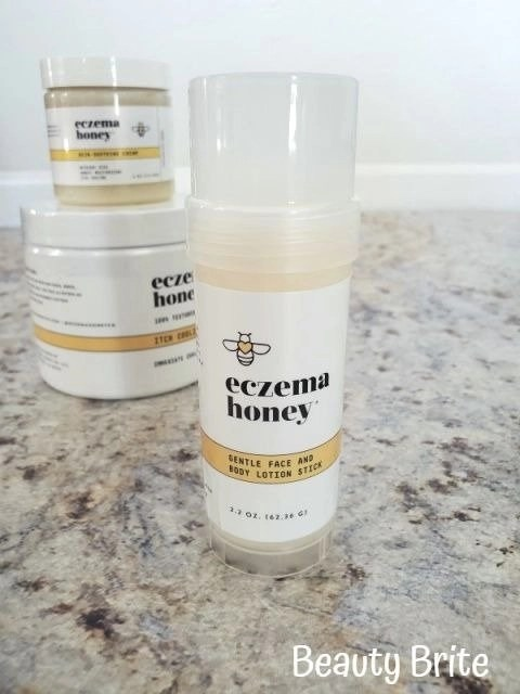 Eczema Honey Gentle Face and Body Lotion Stick