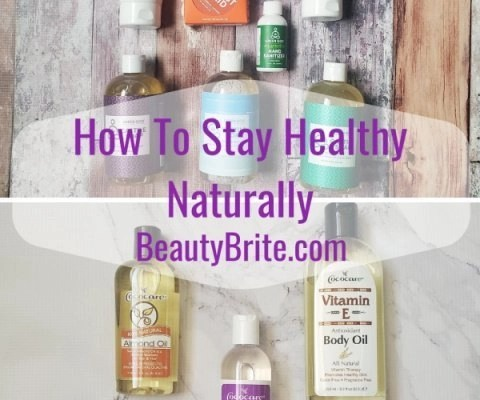 How To Stay Healthy Naturally
