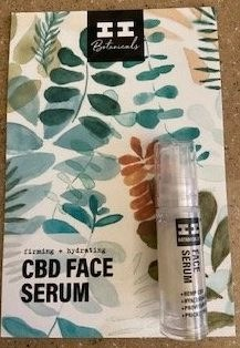 I+I Botanicals CBD Face Serum