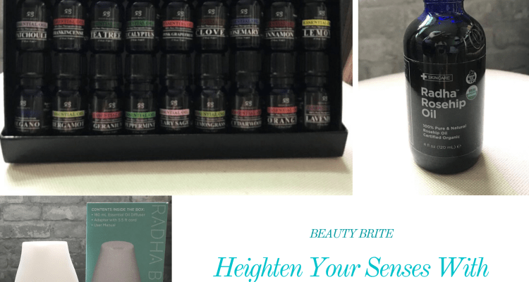 Heighten Your Senses With Essential Oils