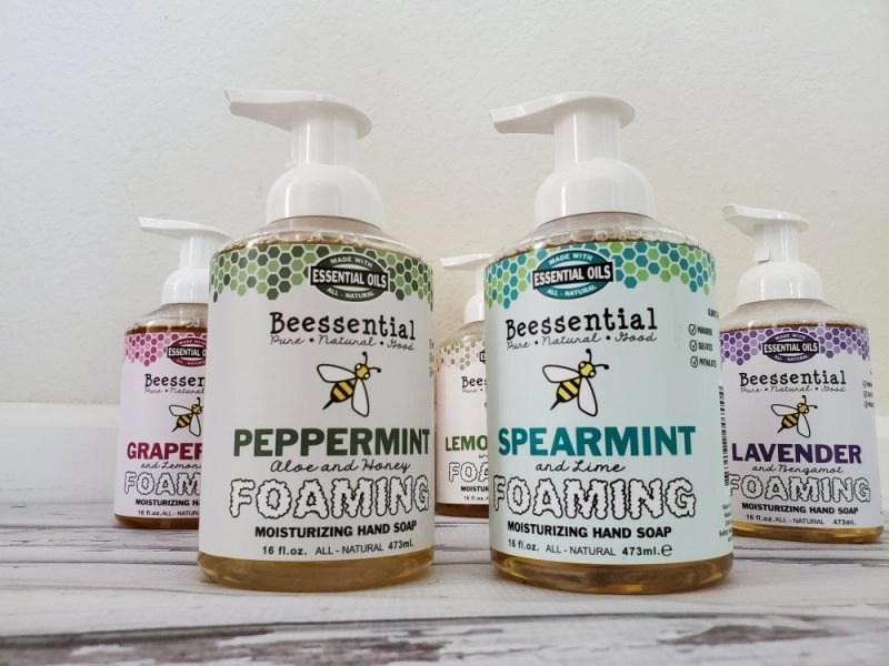 Beessentials Peppermint and Spearmint