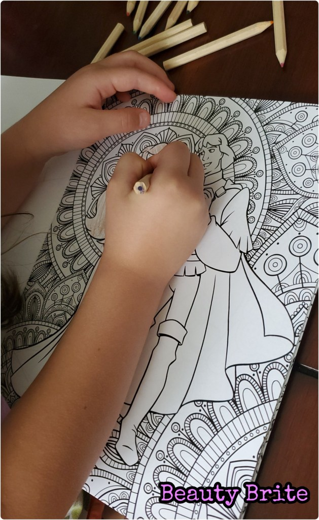 The Swan Princess Creative Coloring Book: A Swanderful Way to Relac