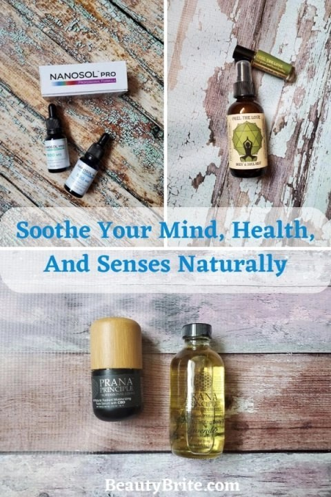 Soothe Your Mind, Health, And Senses Naturally