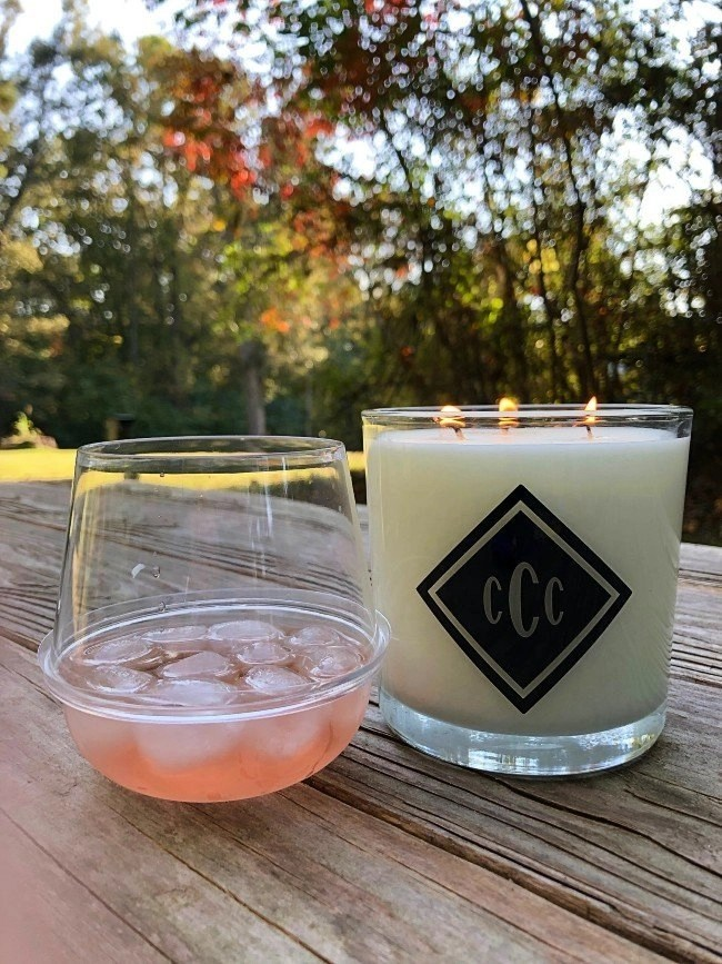 One Home Scent That Gets Me Ready For Fall And Winter -- Candler Candle Co.