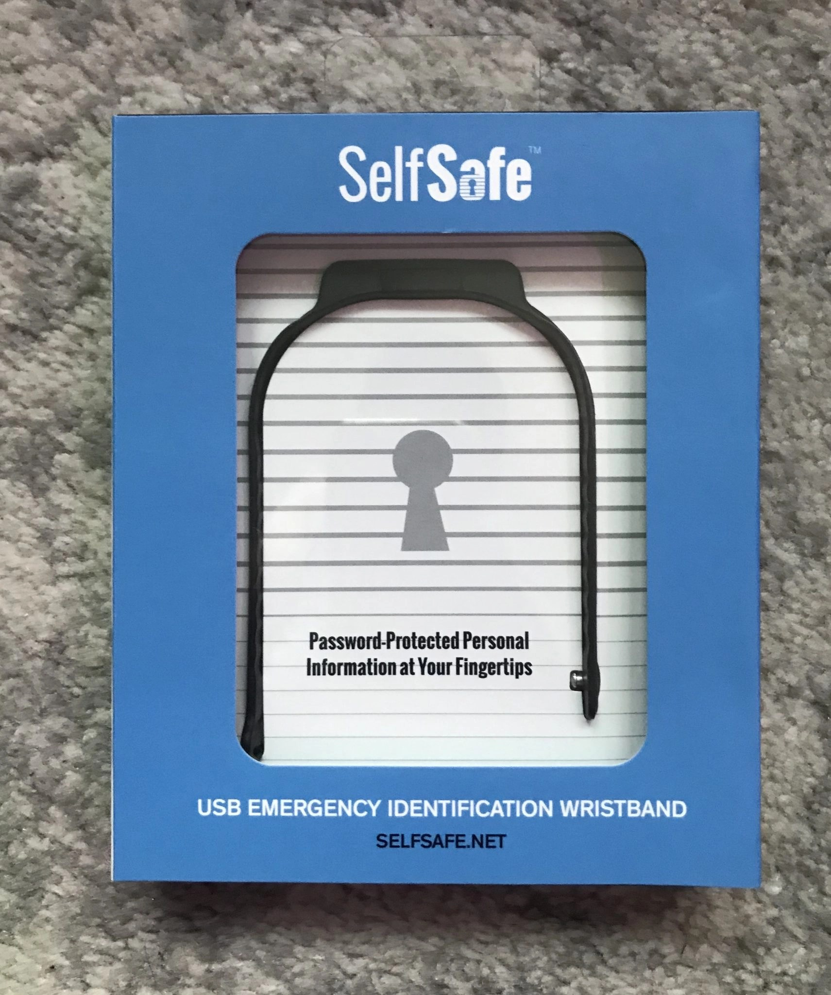 Self Safe Packaging