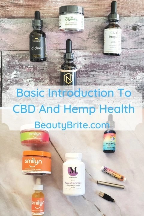 Basic Introduction To CBD And Hemp Health