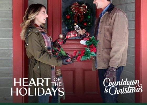 "Hallmark Channel Original Premiere of ""Heart of the Holidays"""
