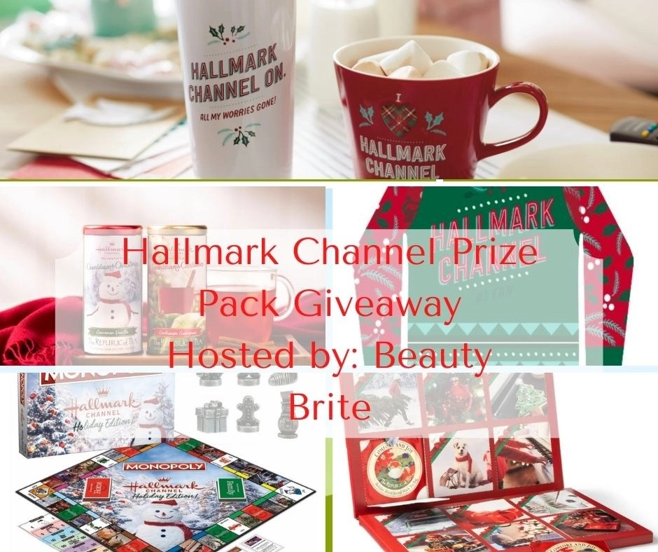 Hallmark Channel Prize Pack Giveaway