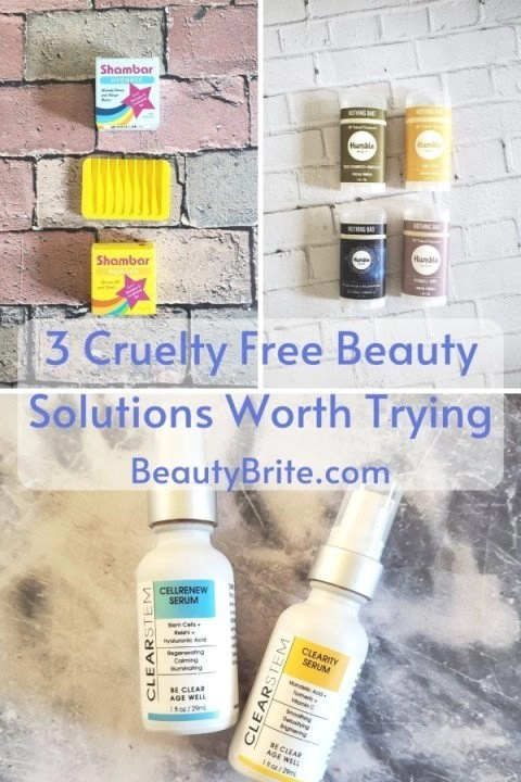 3 Cruelty Free Beauty Solutions Worth Trying