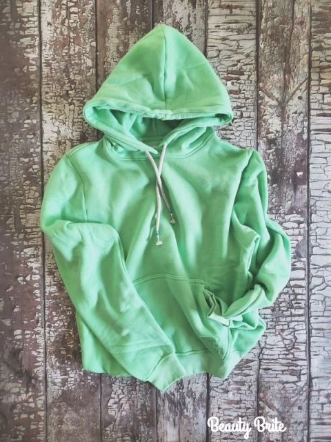 Comfy Crush Hoodie in Mint