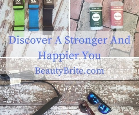 Discover A Stronger And Happier You