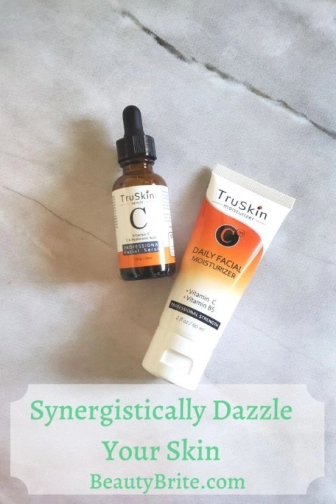 Synergistically Dazzle Your Skin
