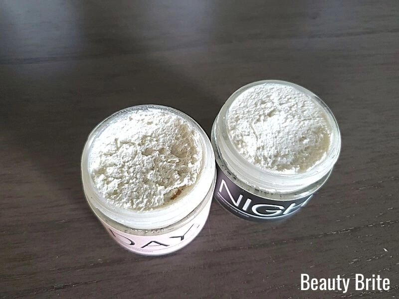 Day & Night Body Butter texture