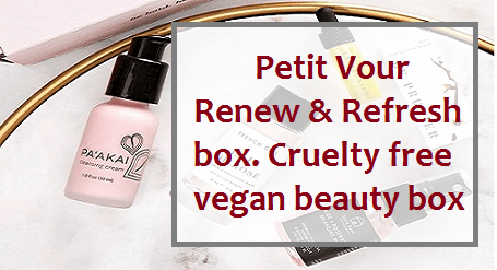 petit vour-renew & refresh box mini